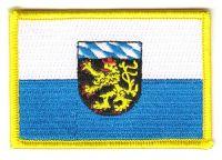 Fahnen Aufnäher Oberbayern
