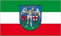 Fahne / Flagge Zeitz 90 x 150 cm