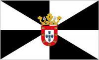 Fahne / Flagge Spanien - Ceuta 90 x 150 cm