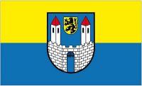 Fahne / Flagge Weißenfels 90 x 150 cm