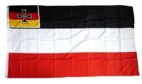 Fahne / Flagge Deutsches Reich Handelsflagge 90 x 150 cm