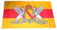 Fahne / Flagge Großherzogtum Baden 150 x 250 cm