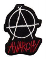 Aufnäher Patch Anarchie