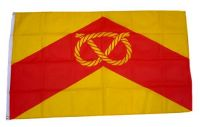 Fahne / Flagge England - Staffordshire new NEU 90 x 150 cm