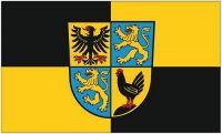 Fahne / Flagge Ilm Kreis 90 x 150 cm