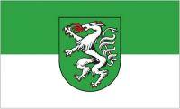 Fahne / Flagge Österreich - Steyr 90 x 150 cm
