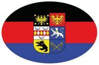 Wappen Aufkleber Sticker Ostfriesland