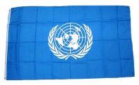 Fahne / Flagge Uno Vereinte Nationen 60 x 90 cm