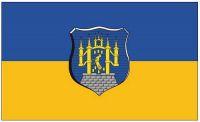 Fahne / Flagge Haiger 90 x 150 cm