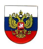 Pin Anstecker Russland Adler Wappen Anstecknadel