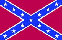 Fahnen Aufkleber Sticker Südstaaten