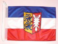 Bootsflagge Schleswig Holstein 30 x 45 cm
