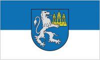 Fahne / Flagge Bad Lauchstädt 90 x 150 cm