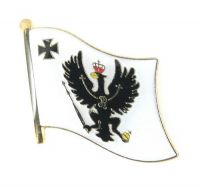 Flaggen Pin Fahne Preußen Pins NEU Anstecknadel Flagge