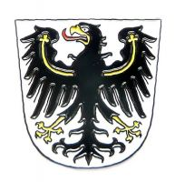 Pin Ostpreußen Wappen Anstecker NEU Anstecknadel