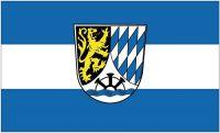 Fahne / Flagge Meckesheim 90 x 150 cm