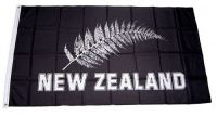 Fahne / Flagge New Zealand Feder  150 x 250 cm