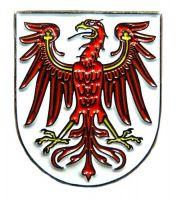 Pin Brandenburg Wappen Anstecker NEU Anstecknadel