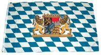 Fahne / Flagge Freistaat Bayern Löwen 150 x 250 cm