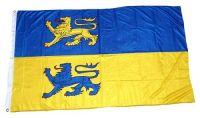 Fahne / Flagge Kreis Schleswig Flensburg 90 x 150 cm