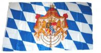 Fahne / Flagge Königreich Bayern 150 x 250 cm