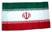 Flagge / Fahne Iran Hissflagge 90 x 150 cm