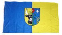 Fahne / Flagge Ludwigslust 90 x 150 cm