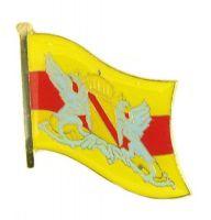 Flaggen Pin Fahne Großherzogtum Baden NEU Anstecknadel